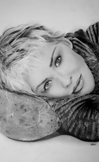 Sharon Stone by steve2656
